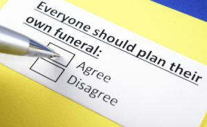 Funeral & Final Wishes Pre-planning